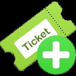 Ticket aanmelden